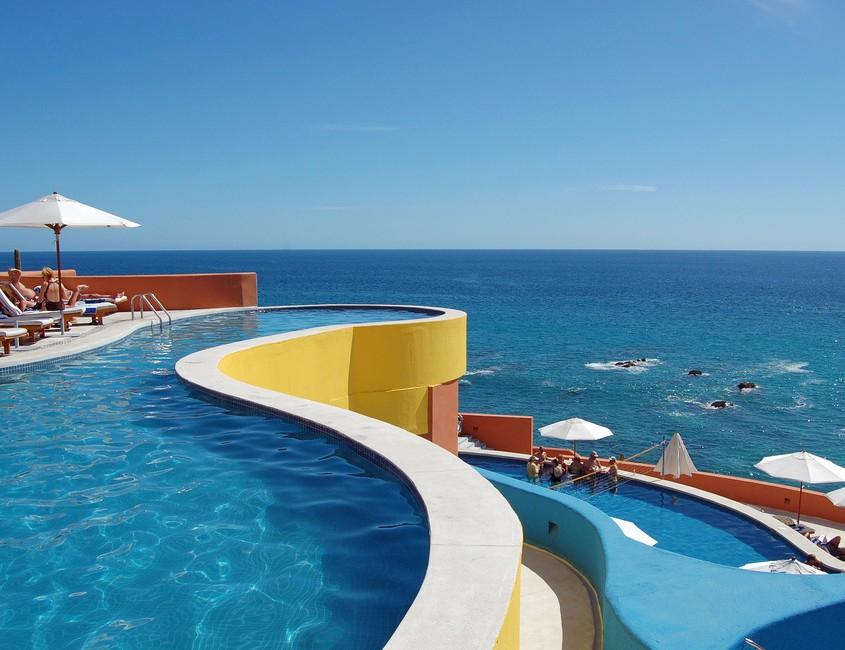 Poolside Retreat
