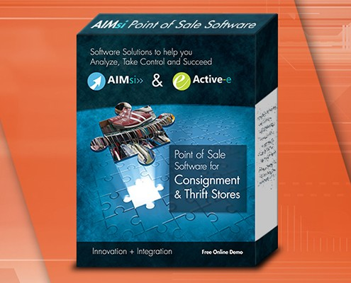 AIMsi Point of Sale software for Consignment Stores