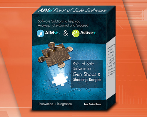 AIMsi Point of Sale software for Gun Shops