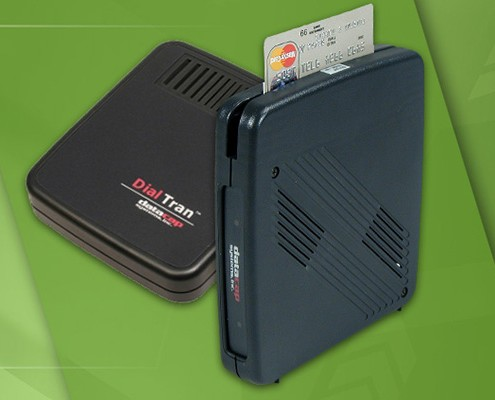 DataTran credit card processing device
