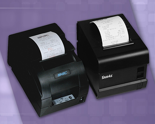 Thermal and Impact Printers