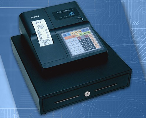 ER-265 Electronic Cash Register