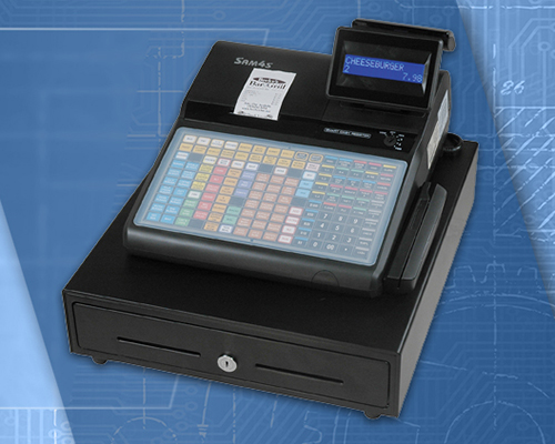 ER-900 Electronic Cash Register
