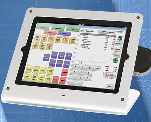 iPad Point of Sale system