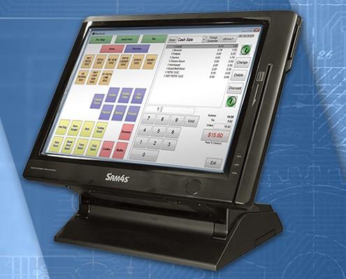 SPT-3000 Touchscreen Terminal