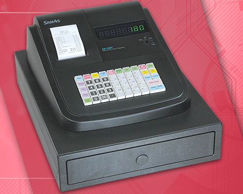 ER-180T Electronic Cash Register