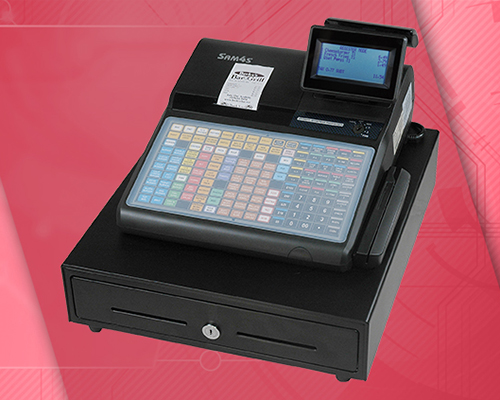 SPS-300 Electronic Cash Register