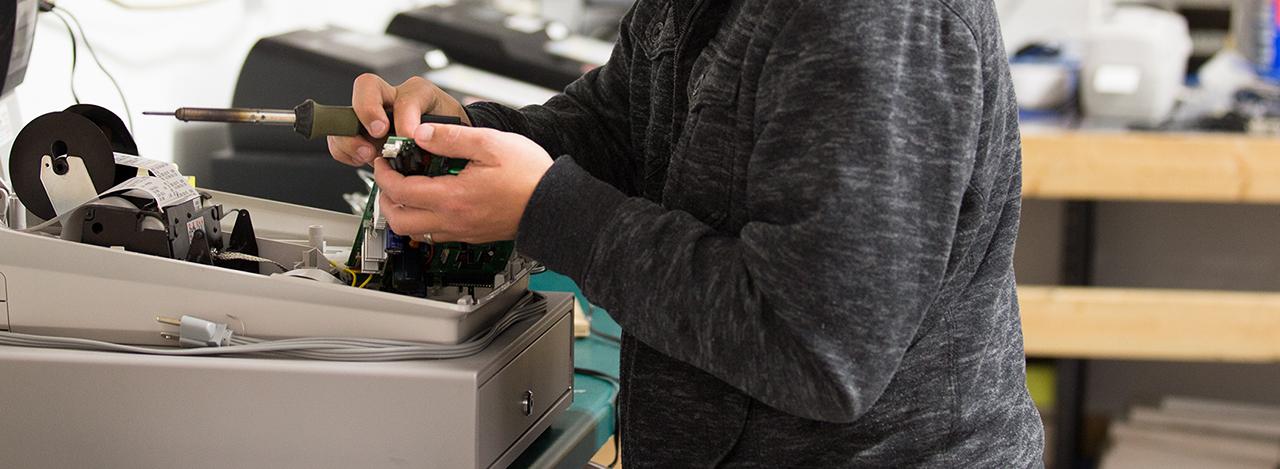 register repair