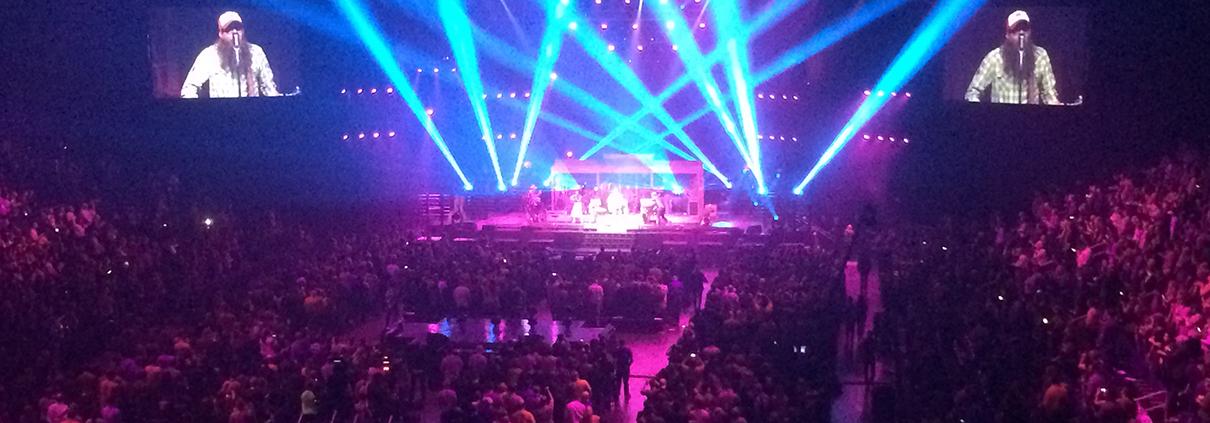 catalyst crowder concert