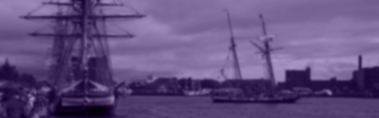 tall ships purple